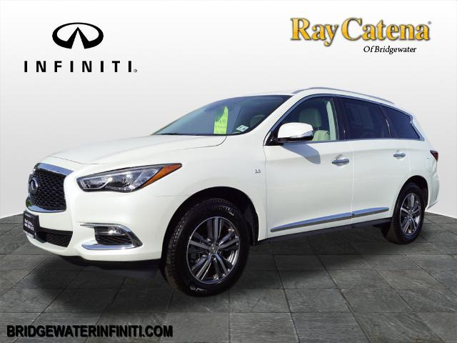Certified Pre-Owned 2020 INFINITI QX60 Luxe