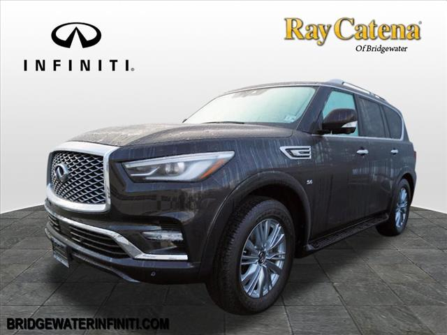 Certified Pre-Owned 2019 INFINITI QX80 Base