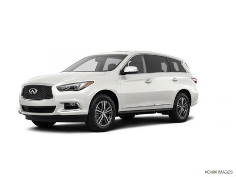 New 2017 INFINITI QX60 3.5 AWD