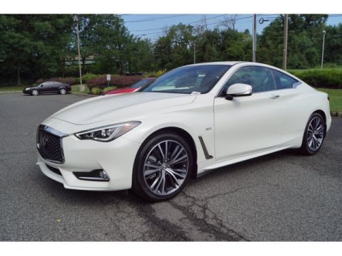 New 2020 INFINITI Q60 3.0t PURE AWD